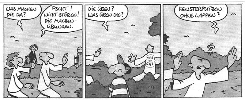 Taichi-Cartoon